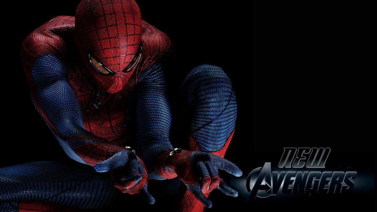 New Avengers – Spider-man HD Wallpaper » FullHDWpp – Full HD …
