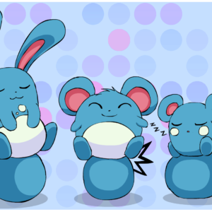 download Pokémon by Review: #298, #183 – #184: Azurill, Marill & Azumarill