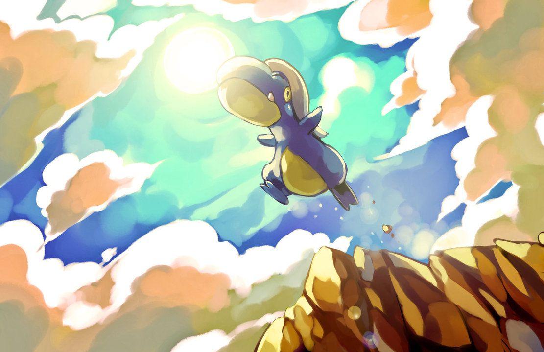 Pokemon : Bagon by Sa-Dui on DeviantArt