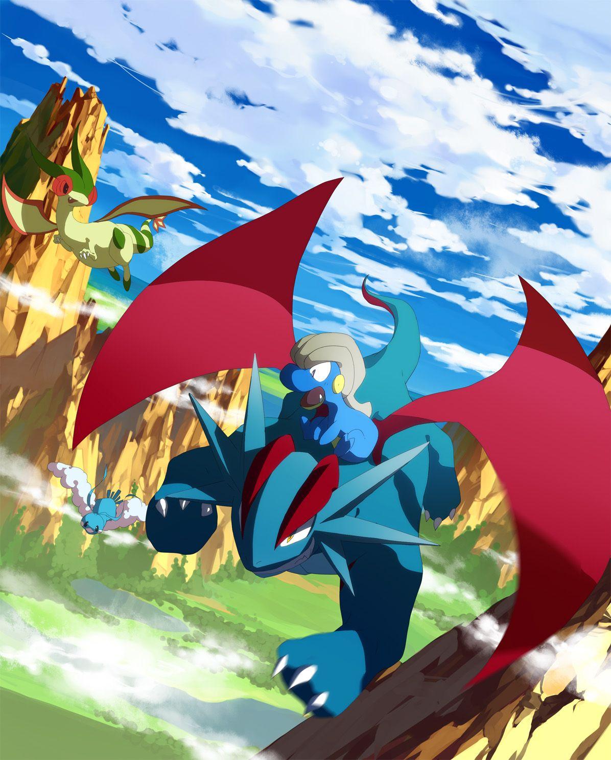 Glorious Hoenn Dragon master race | Pokémon | Know Your Meme