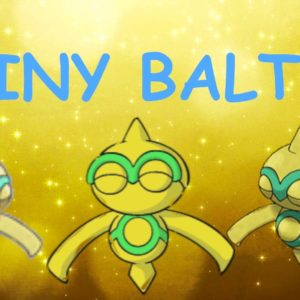 download Shiny Baltoy in Pokemon Black 2 after 4,093 random encounters …