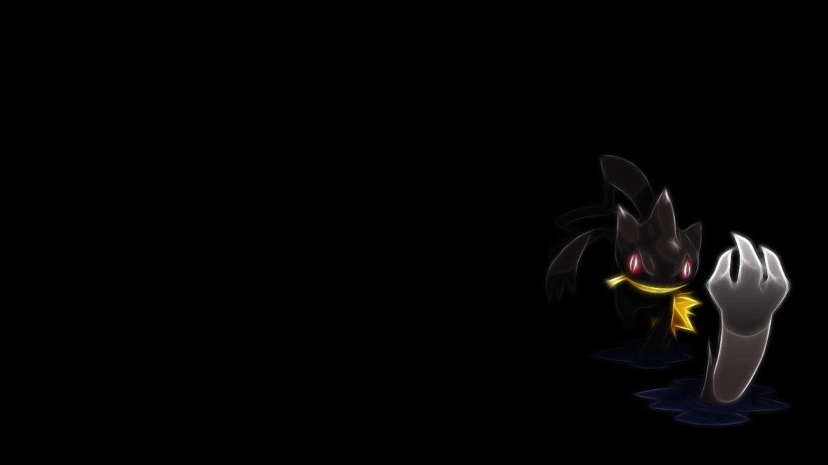 Download Wallpapers, Download pokemon fractalius black background …