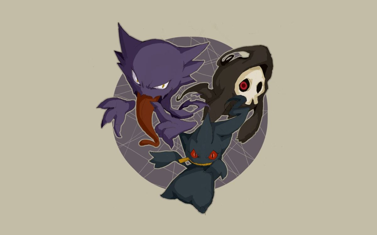 5 Banette (Pokémon) HD Wallpapers | Background Images – Wallpaper Abyss