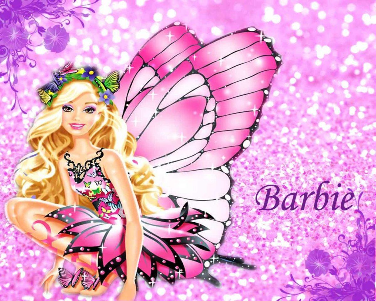 Pink Barbie Wallpaper #10867 Wallpaper | High Definition Wallpaper …