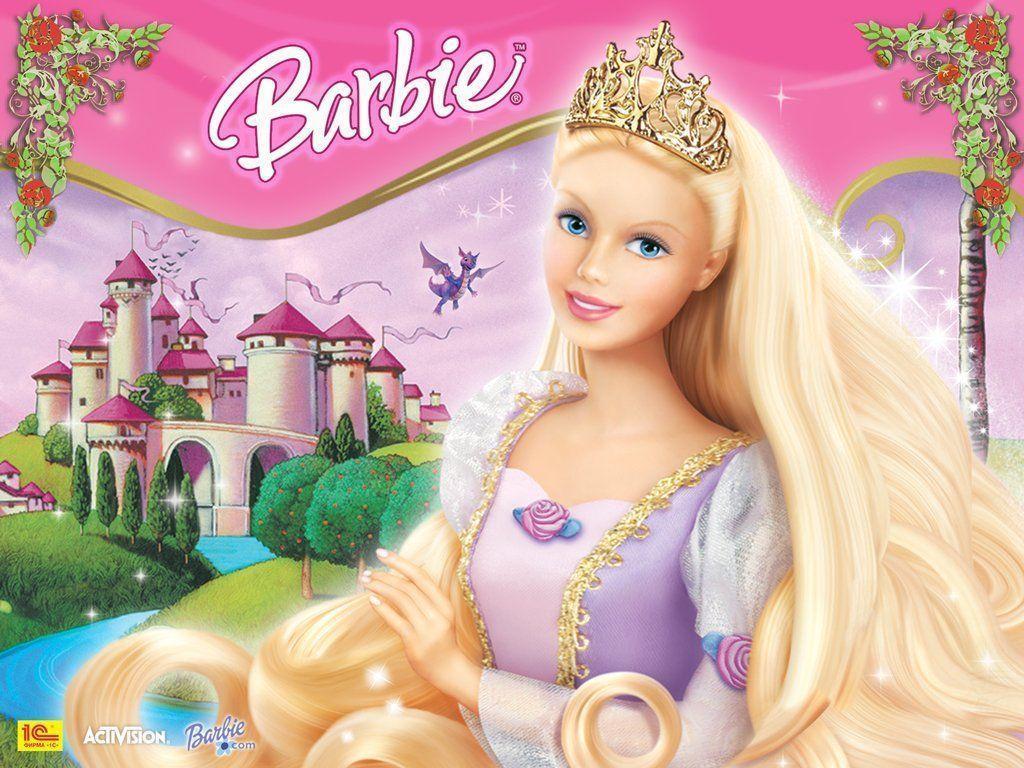 Barbie Wallpaper 30 1024×768 Pixel – Desktop Wallpapers
