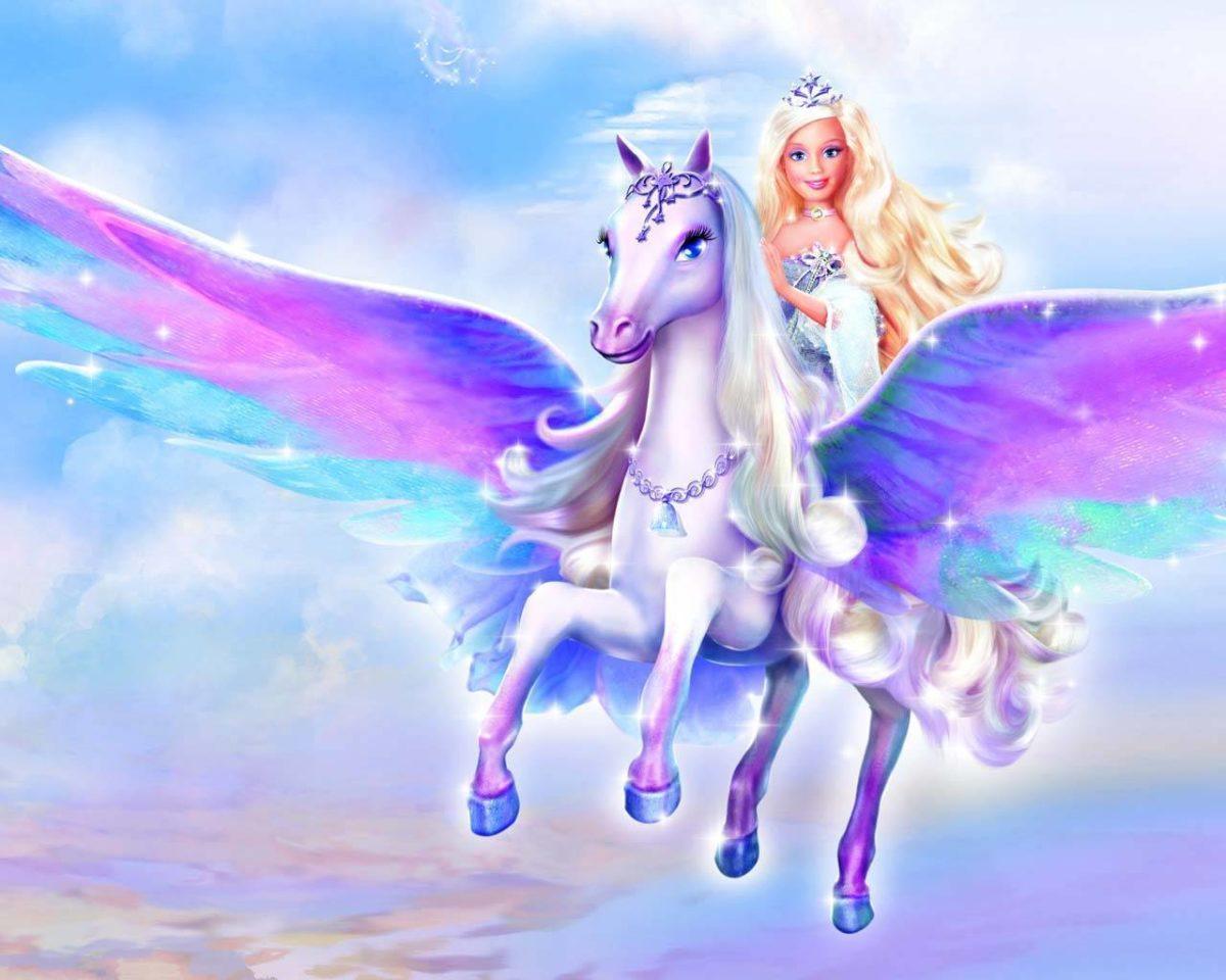Barbie Magic Of The Pegasus – Barbie Princess Wallpaper (31680801 …
