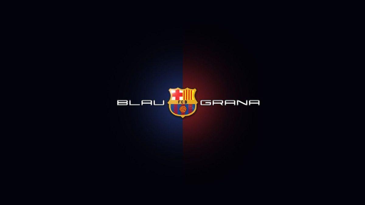 Barcelona Logo Wallpaper Background   Download High Quality …