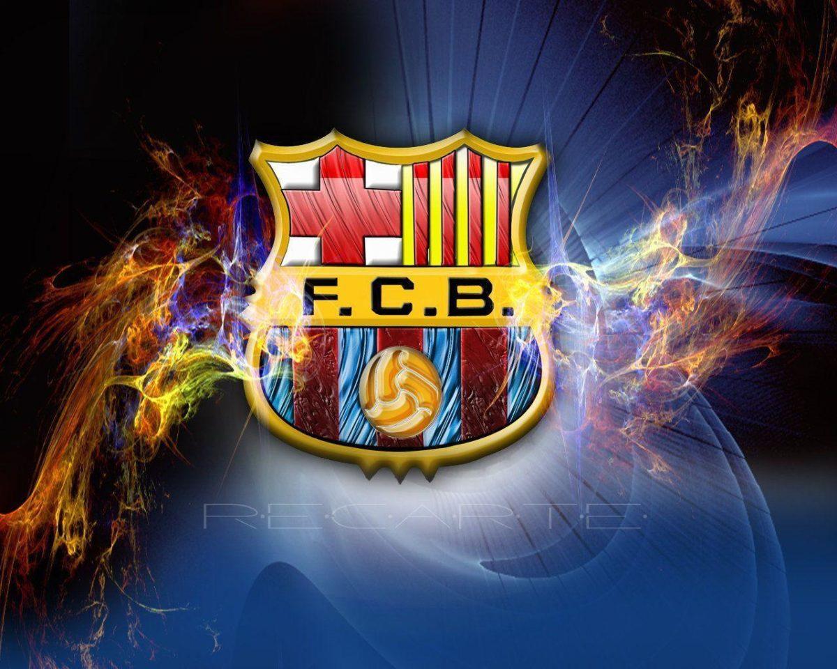 FC Barcelona Logo Wallpaper – FC Barcelona Wallpaper (22614314 …