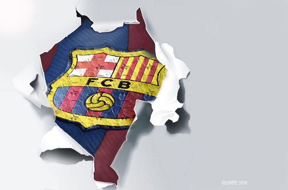 FC Barcelona Logo Wallpaper – FC Barcelona Fan Art (22614266) – Fanpop