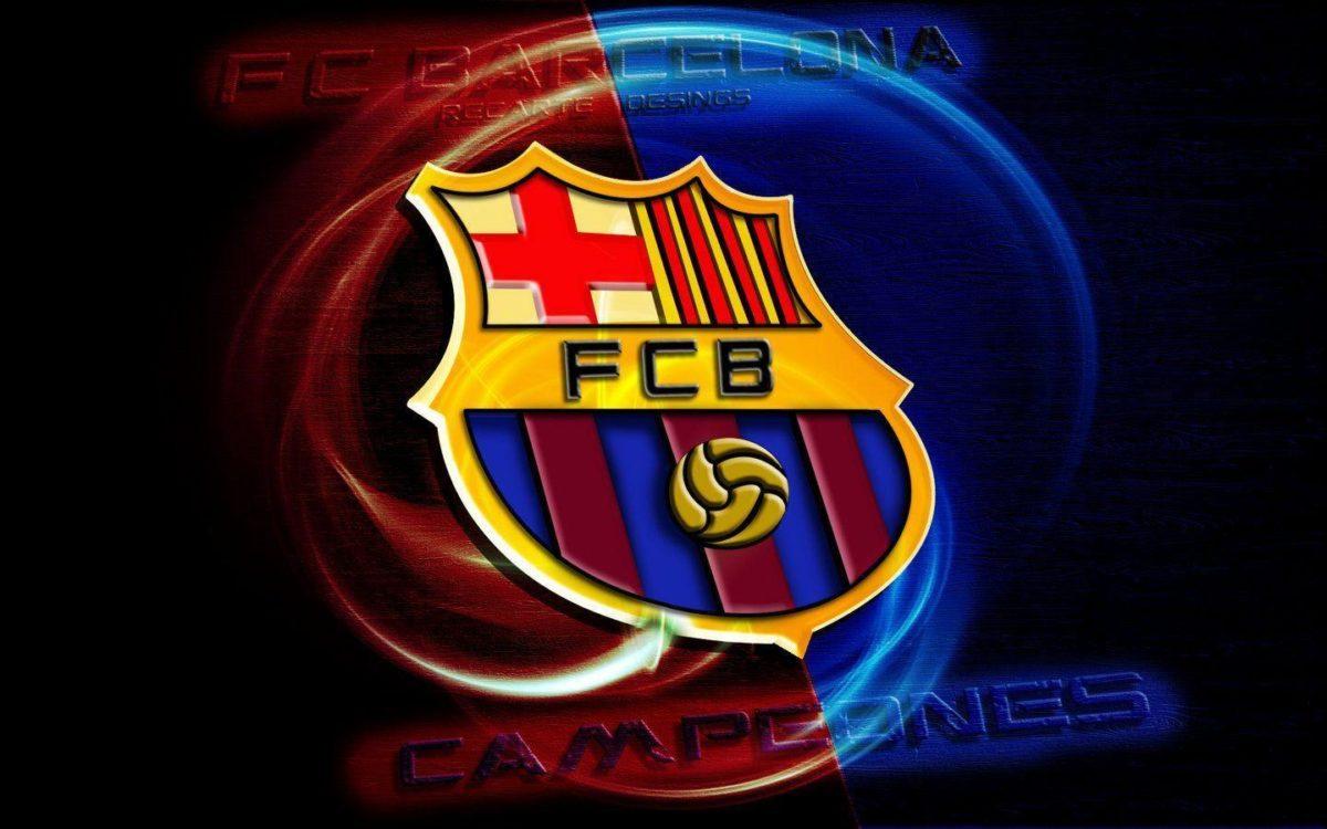 Download Beautiful Fc Barcelona Logo Hd On Widescreen Wallpaper …