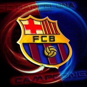 download Download Beautiful Fc Barcelona Logo Hd On Widescreen Wallpaper …