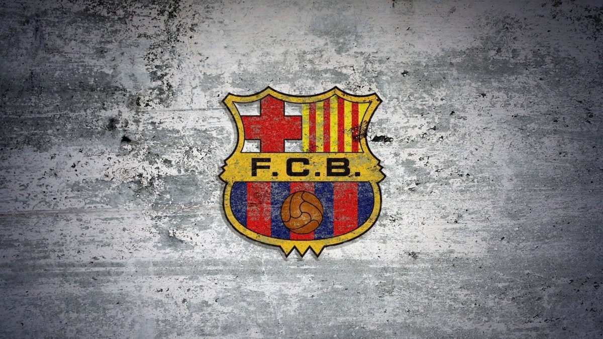 Barca Logo 1920×1080 wallpaper