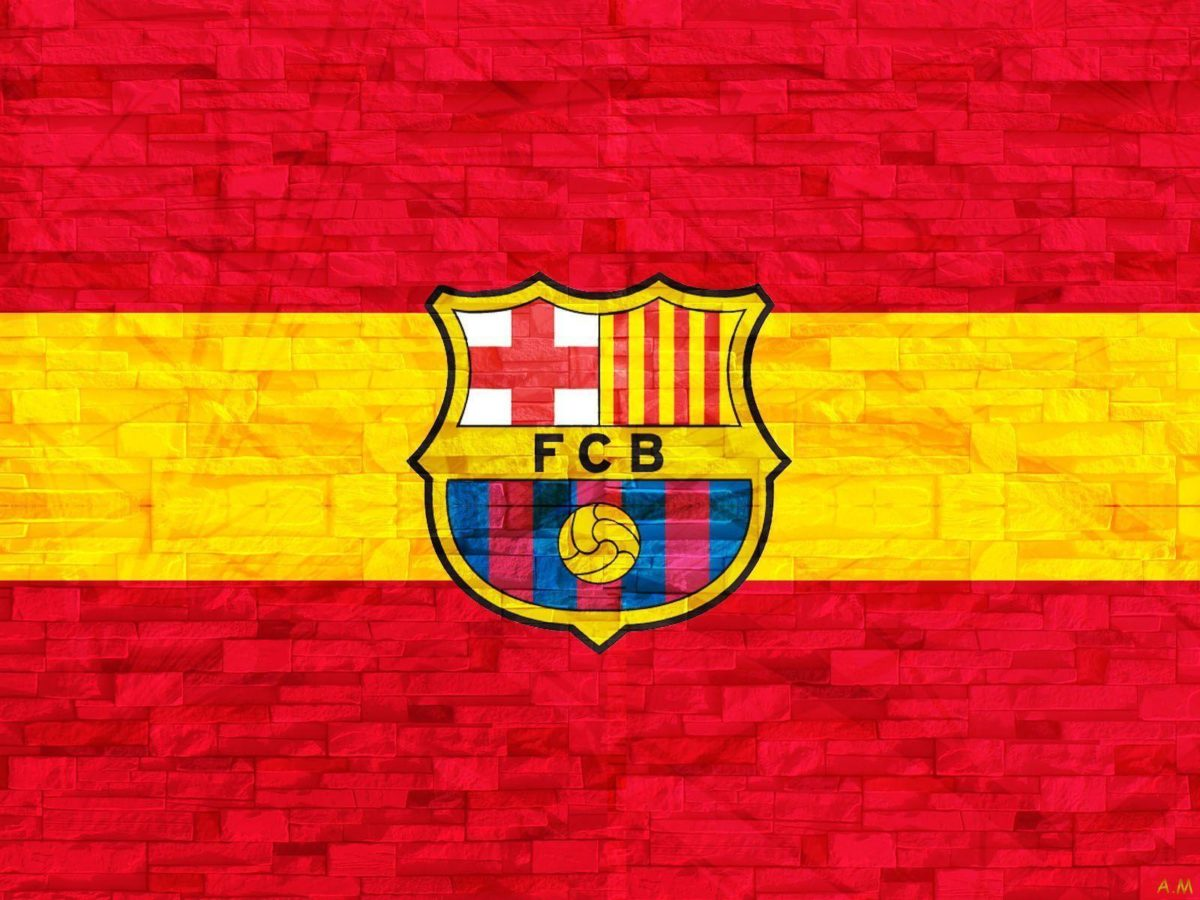 Barcelona Logo HD Wallpaper   High Definition Wallpapers, High …