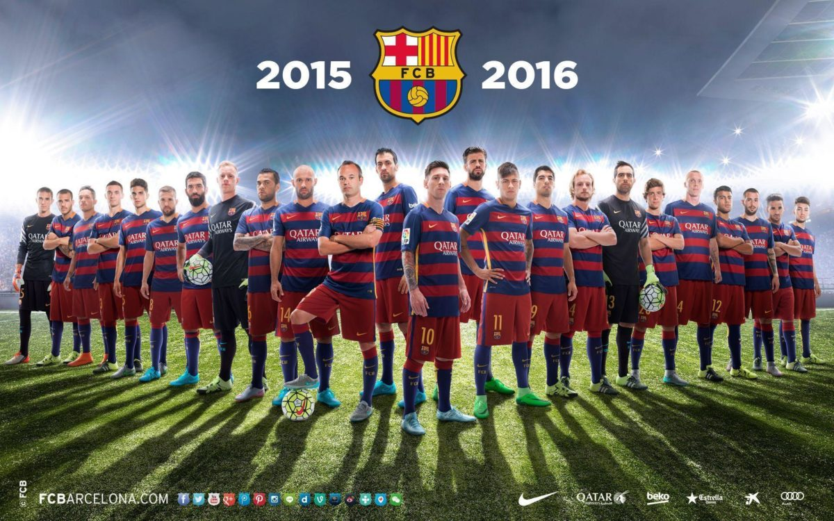 FC Barcelona Wallpapers 2016   PNG