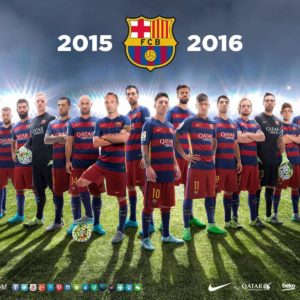 download FC Barcelona Wallpapers 2016 | PNG