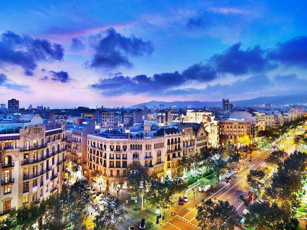 Barcelona HD Desktop Wallpapers