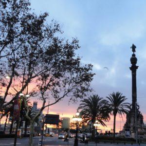 download Barcelona city HD wallpapers
