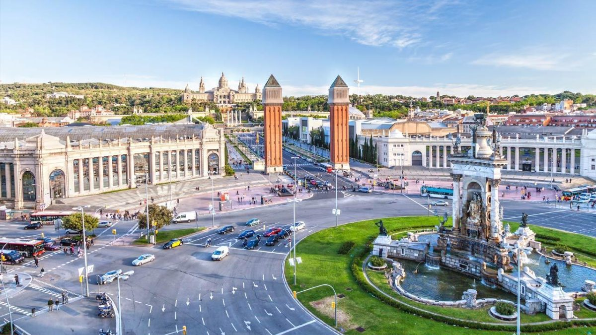 Barcelona wallpaper | 1280×720 | #4671