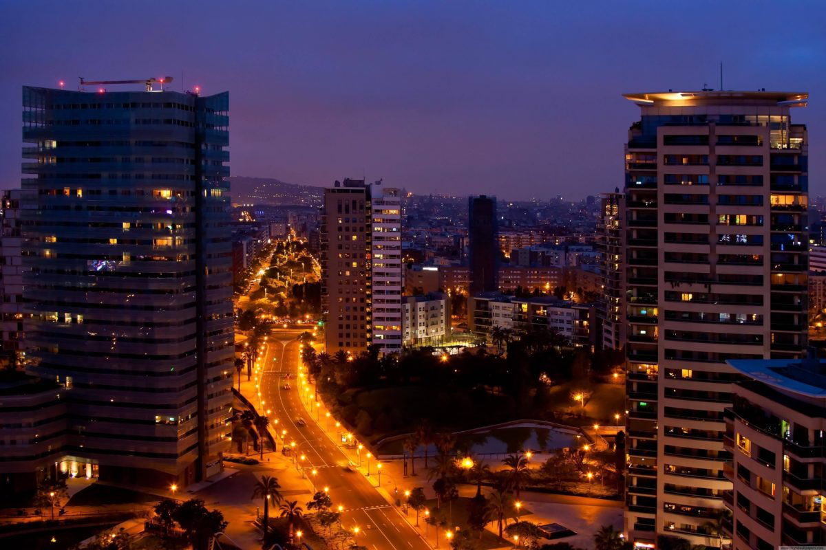 Barcelona city HD wallpapers