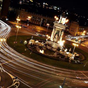 download Barcelona At Night wallpaper – wallpaper free download