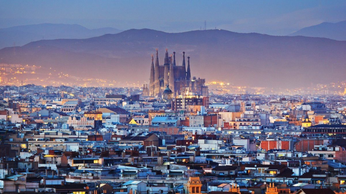 745022 Barcelona Wallpapers | City Backgrounds