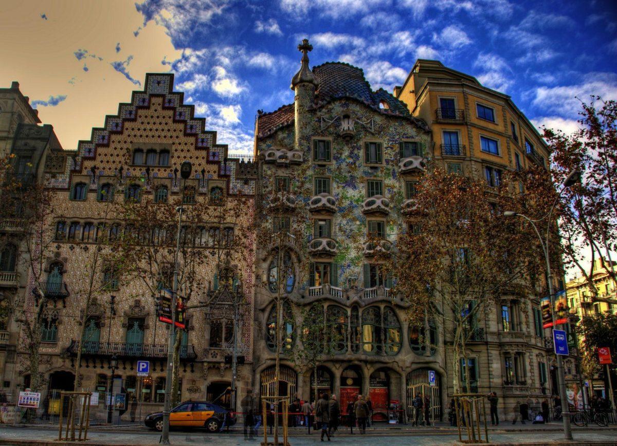 City of Barcelona, Spain Computer Wallpapers, Desktop Backgrounds …