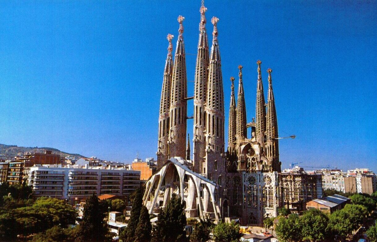 Sagrada Família HD Wallpapers – Travel HD Wallpapers