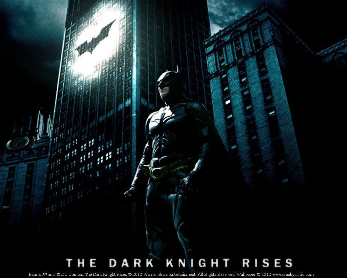 Batman – Dark Knight Rises wallpaper: Cranky Critic® Movie …