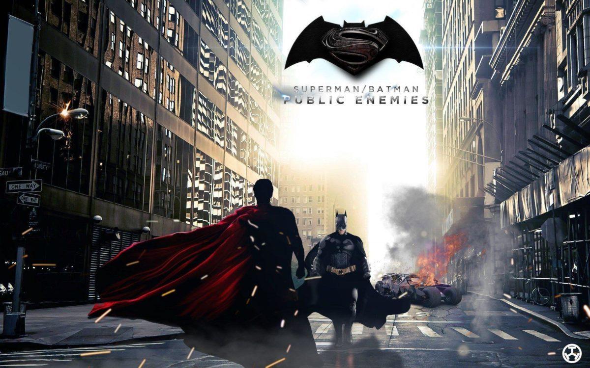 Animals For > Superman Vs Batman Movie Wallpaper