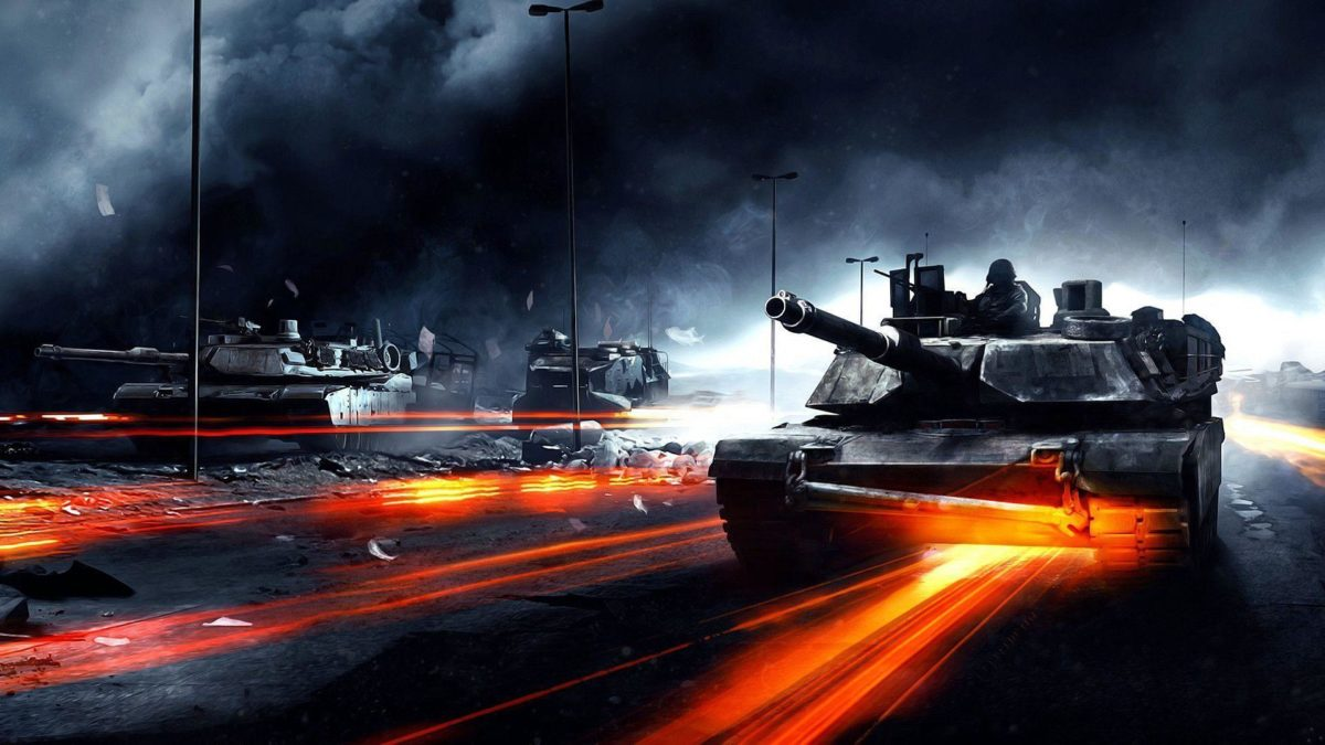 Battlefield 3 Tanks Wallpapers | HD Wallpapers