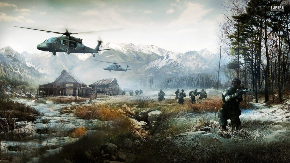 Battlefield 4 wallpapers