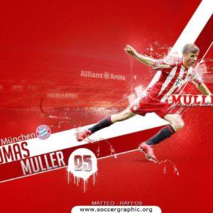 download Free Wallpapers – Thomas Muller Bayern Munich 1440×810 wallpaper