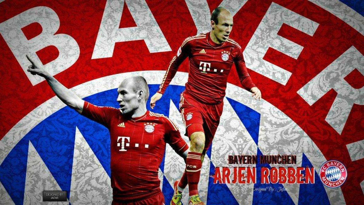 Arjen Robben Bayern Munchen HD Wallpapers – Soccer | Soccer …