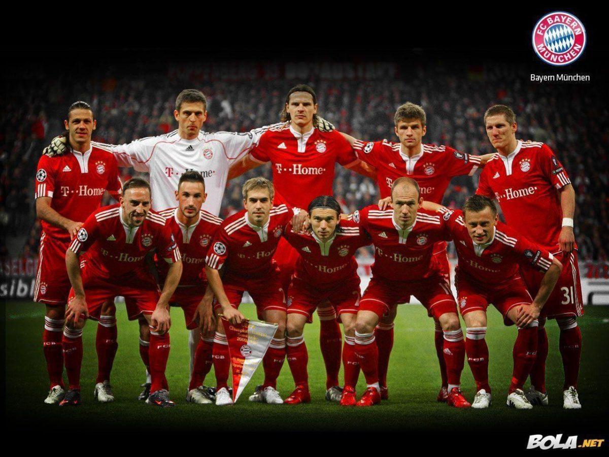 Fc Bayern Munich Cool Wallpapers 24920 Images | wallgraf.