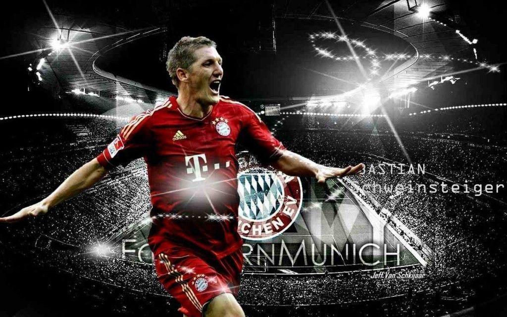 Download Bastian Schweinsteiger Bayern Munich Wallpaper | Full HD …