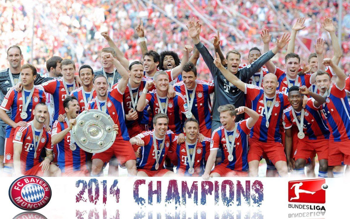 2014 Bayern Munchen Desktop Background 2727 Football Wallpapers …