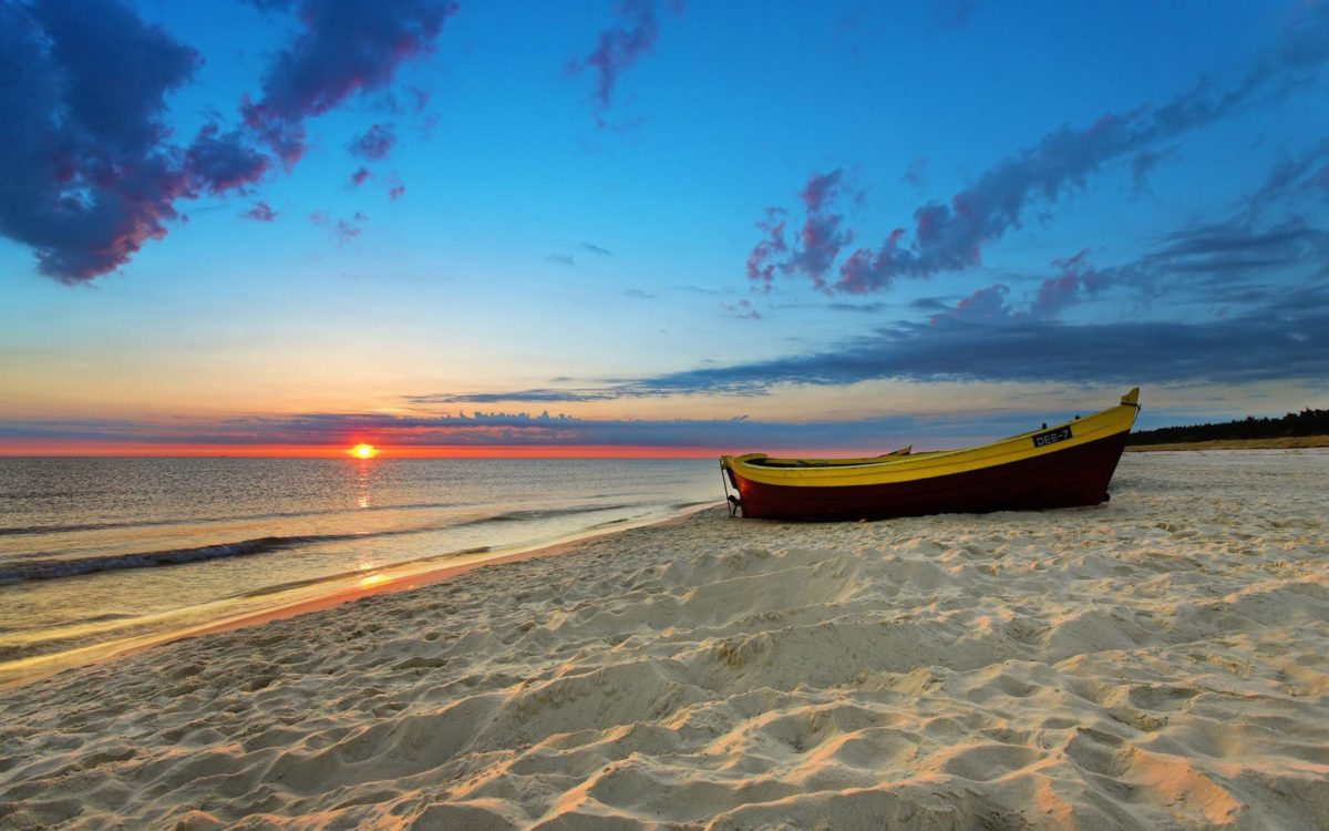 Sunset Beach HD Wallpapers | Beach sunset Desktop Images | Cool …