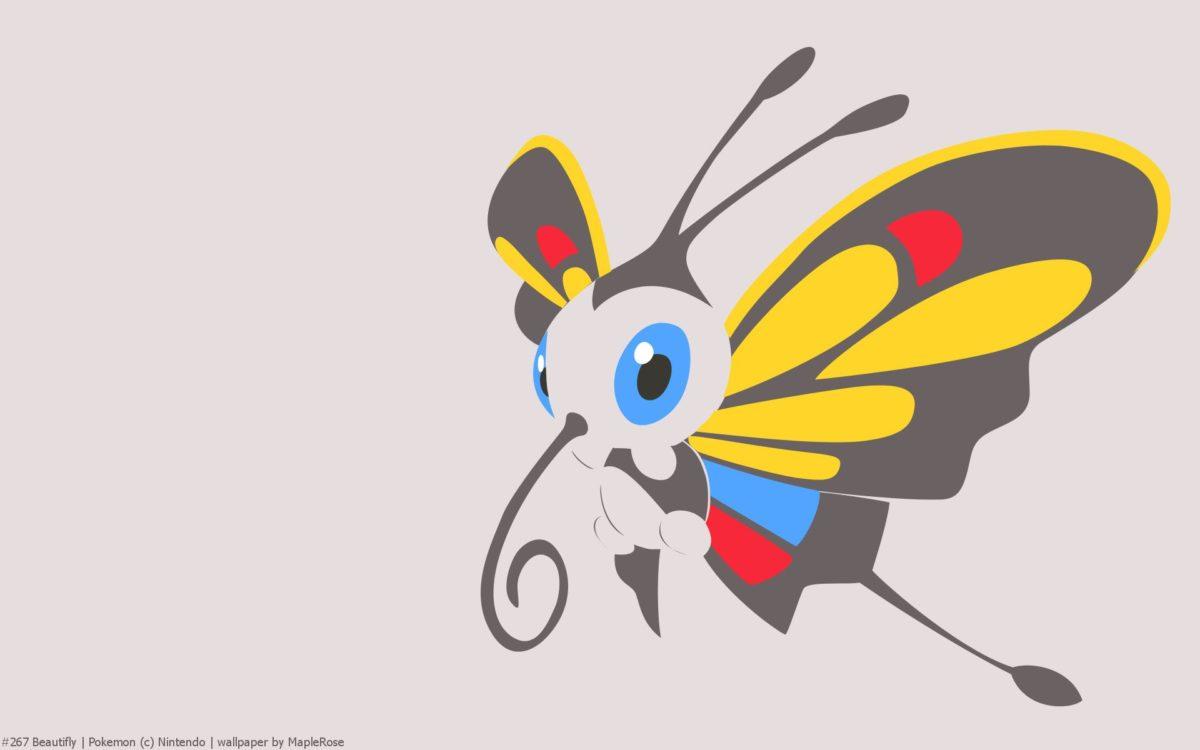 Beautifly Pokemon HD Wallpapers – Free HD wallpapers, Iphone …