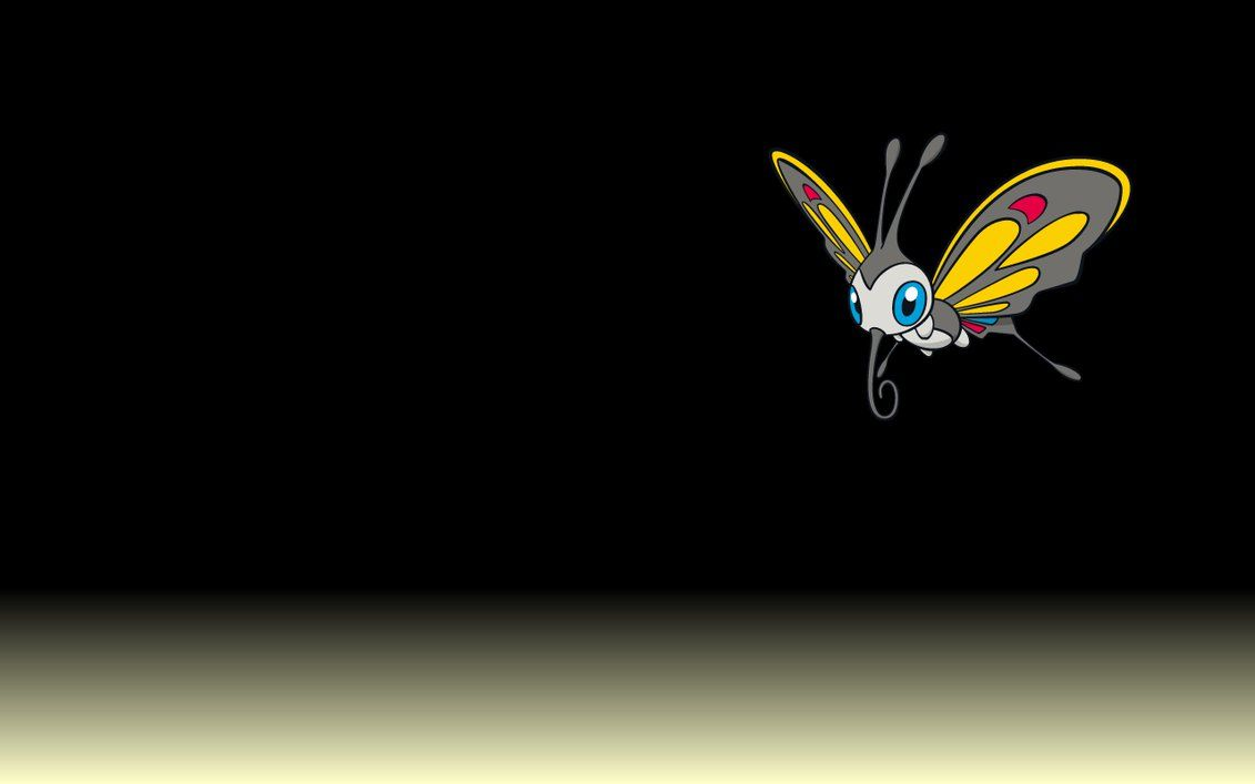 Beautifly Pokemon Wallpaper by NatuTorchic on DeviantArt