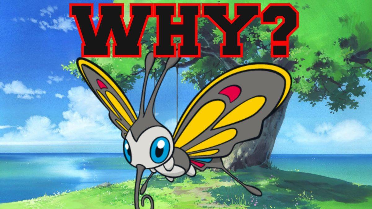 Why Mega Evolve? #189 Beautifly – YouTube