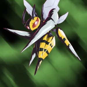 download Mega Beedrill by nintendo-jr on DeviantArt