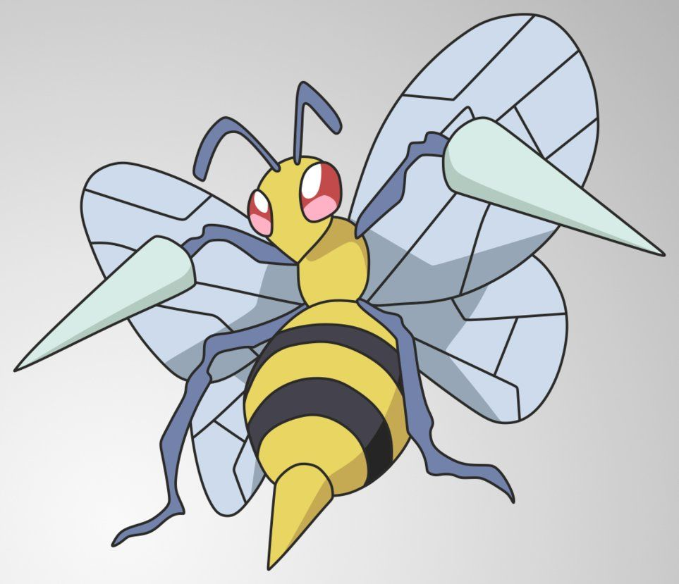 015 Beedrill | Pokemon: Labor of Love | Pinterest | Pokémon