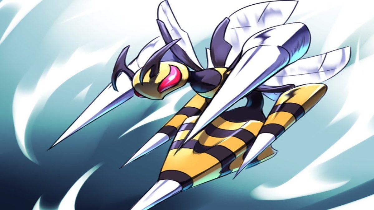 Mega-Beedrill Pre-Análisis ¡UN MEGA MUY POTENTE) Pokémon Rubí …