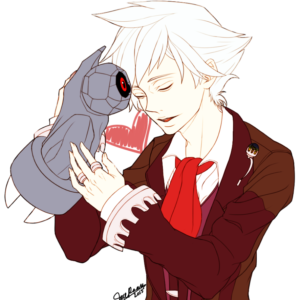 download Steven Stone and his Beldum by Lucky6Manga on DeviantArt