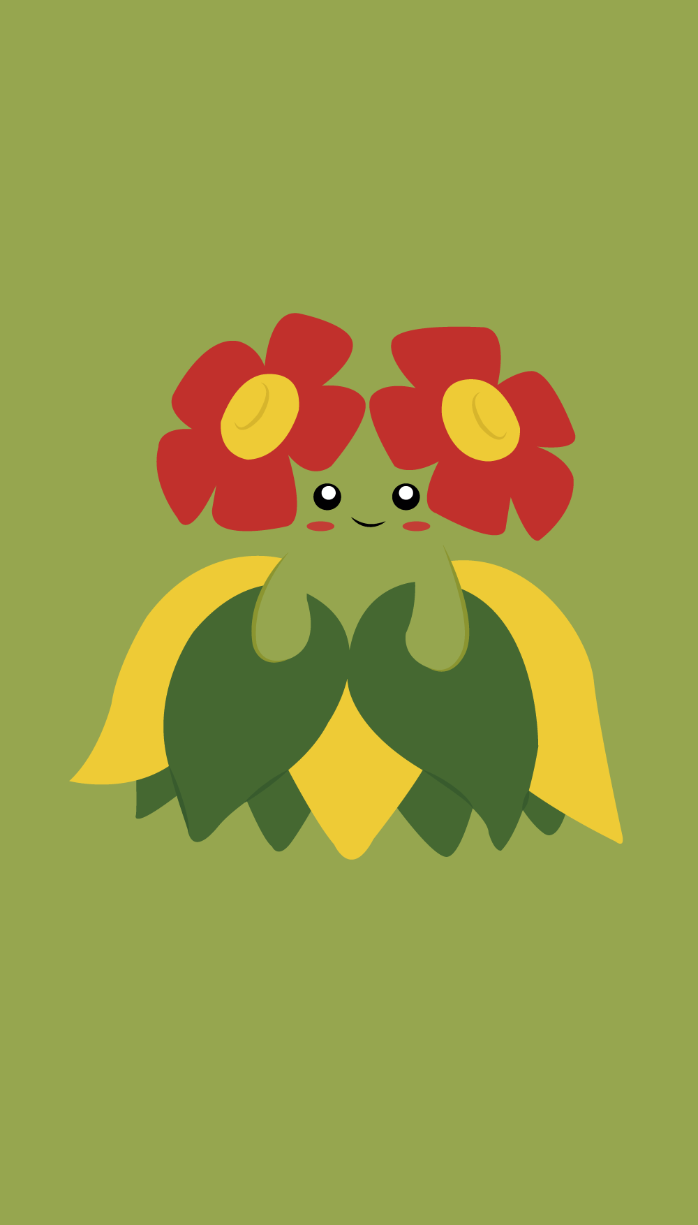 Pokemon Wallpaper Bellossom | Gotta Catch Em' All: | Pinterest …