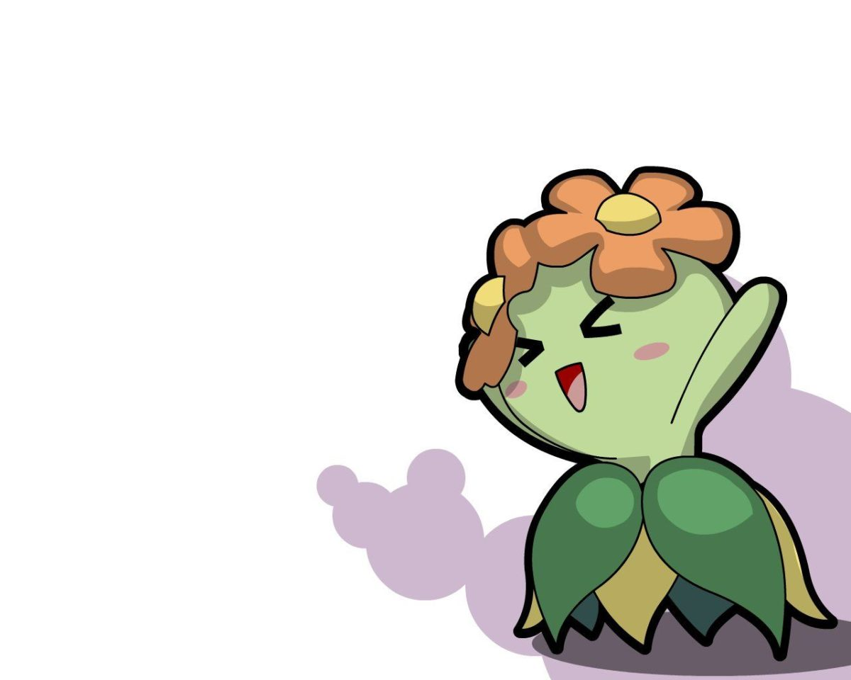 Bellossom 2.0 by SkrewDz0rz on DeviantArt