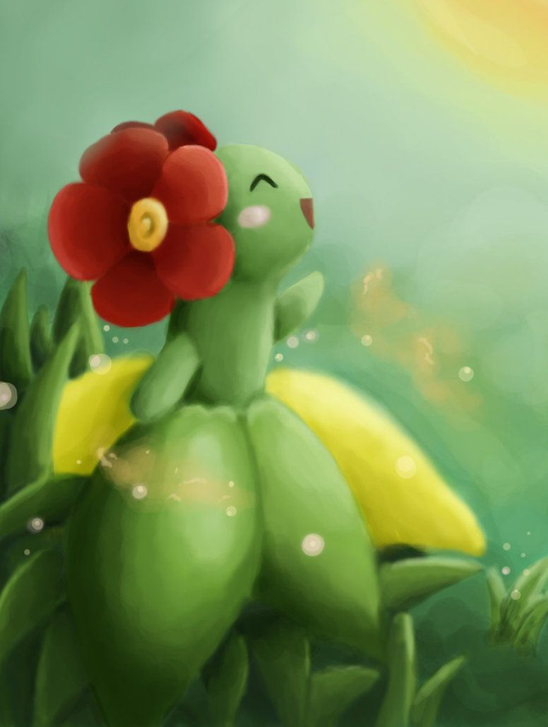 Bellossom by Shadryn3 on DeviantArt