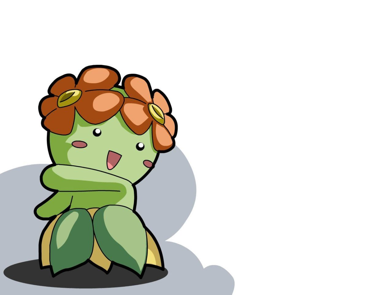 Bellossom by SkrewDz0rz on DeviantArt