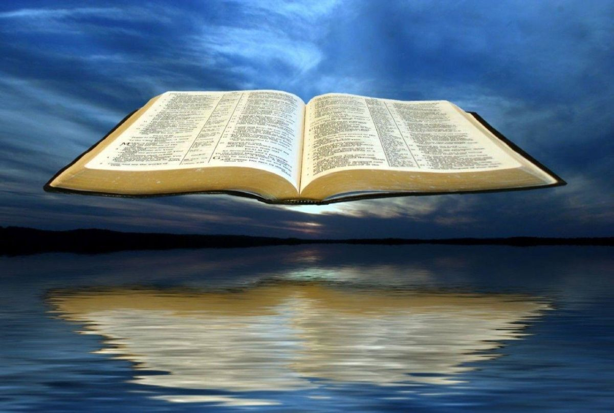 Wallpapers For > Bible Book Wallpaper