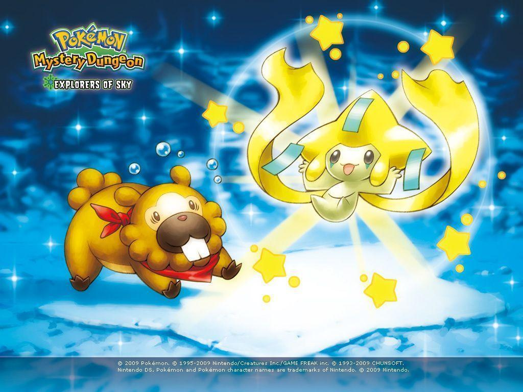 Cutest Pokemon images Bidoof and Jirachi HD wallpaper and background …